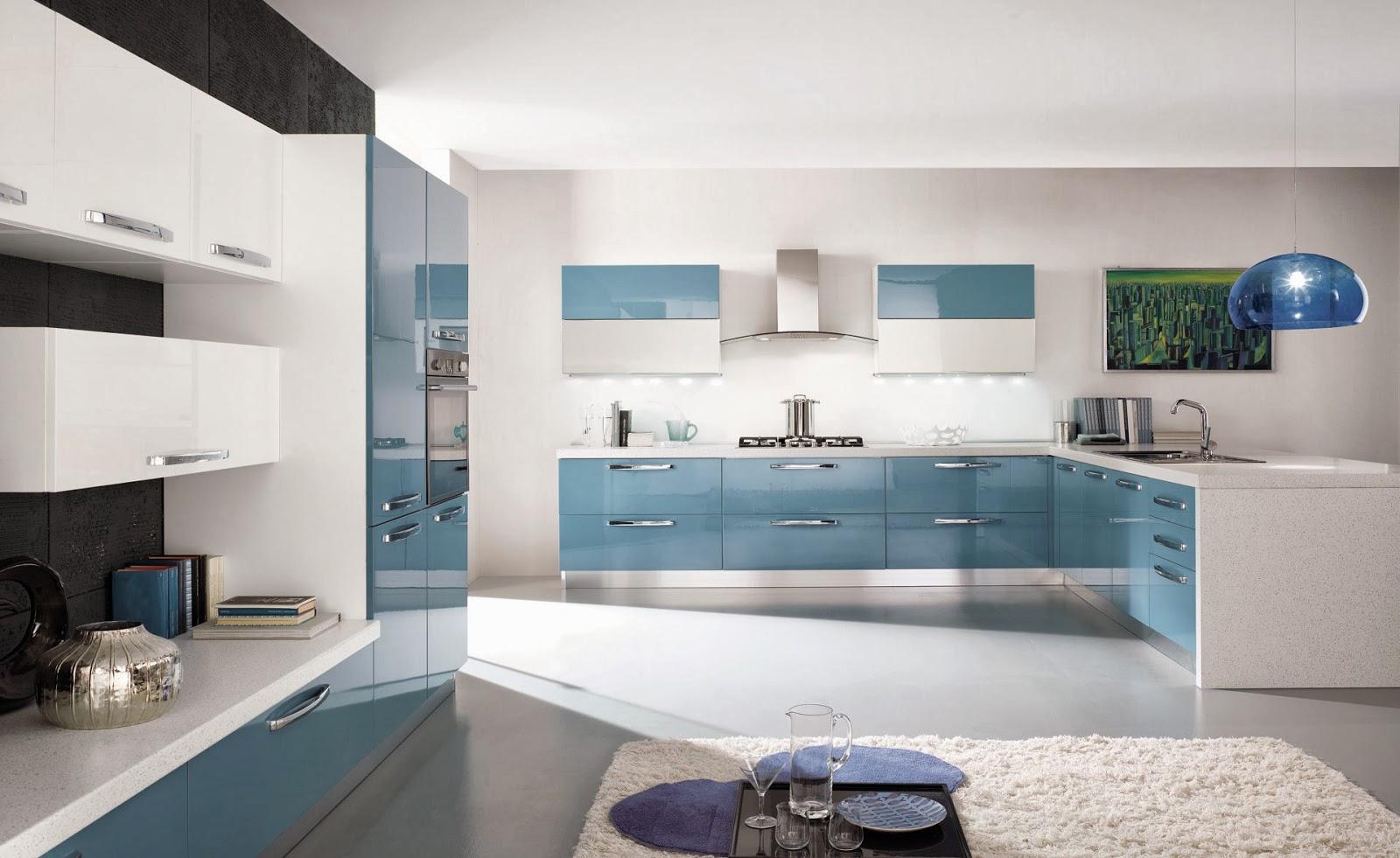 Cocinas descaradamente abiertas cocinas con estilo - Cocinas integradas en el salon ...