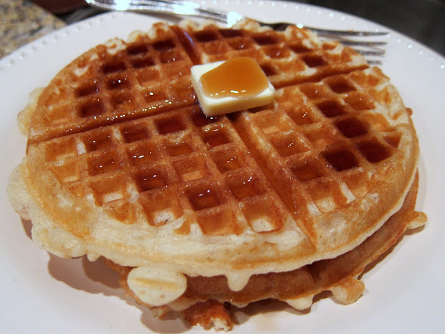 Waffle of Insane Greatness - Plain Chicken