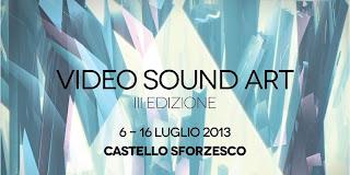 Cosa fare a Milano sabato 6 luglio 2013: Festival Video Sound Art