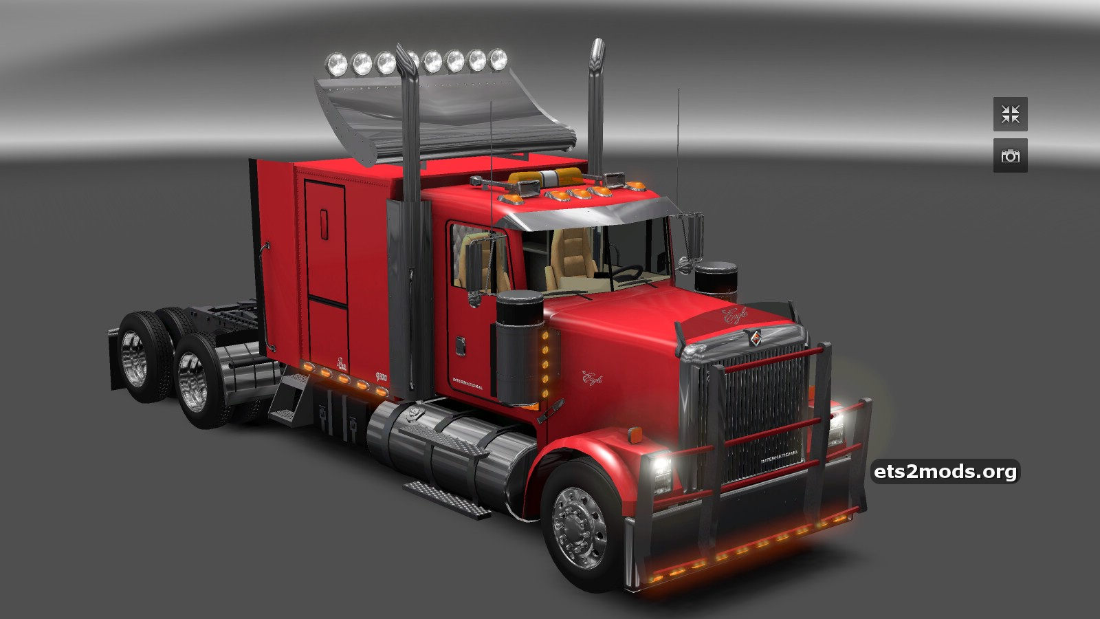 Как сделать свой грузовик в етс 2 719