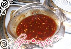 Gambar Masakan Sambal Kecap Jahe Dapur Cantik
