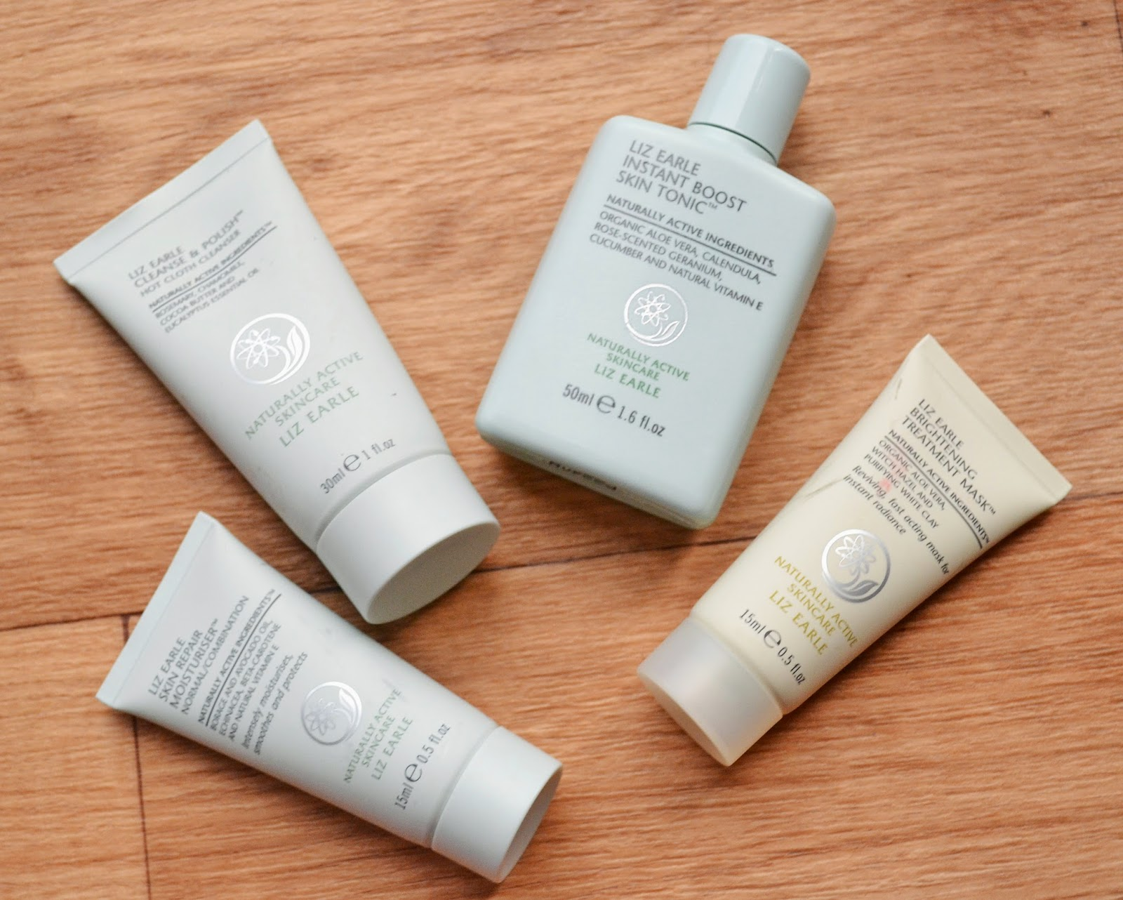 Liz Earle Essentials Try-Me Kit Travel Sizes - Aspiring Londoner