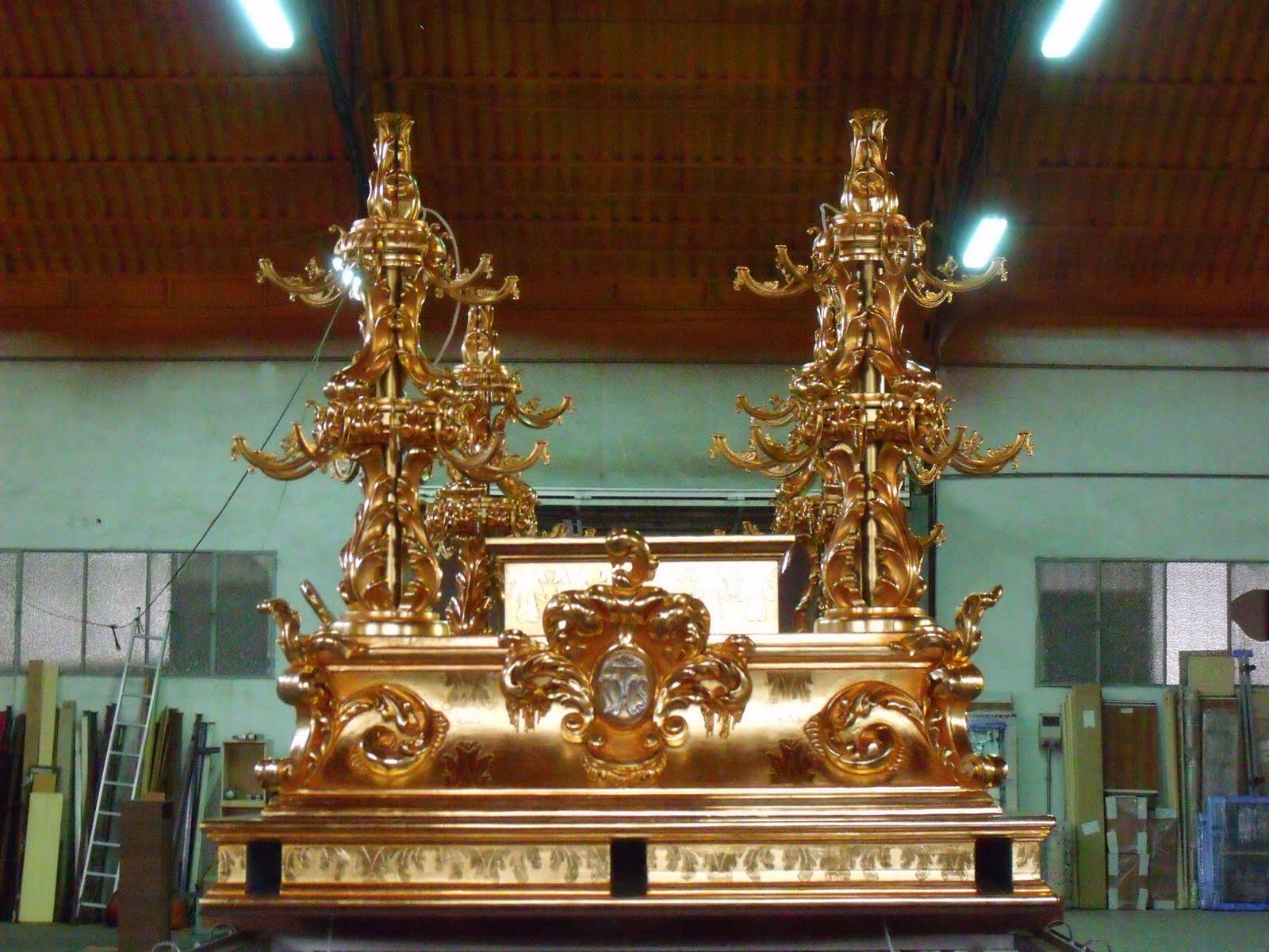 Hijos de esteban jimenez s l restauracion y dorado for Muebles jimenez baza