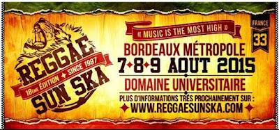 {Festival} Le Reggae Sun Ska