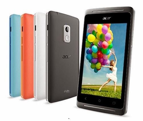 Acer Liquid Z205 Smartphone Musik