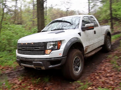 ford f150 raptor parts