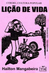 Cordel: Lição de vida, Nº 114. Julho/2013