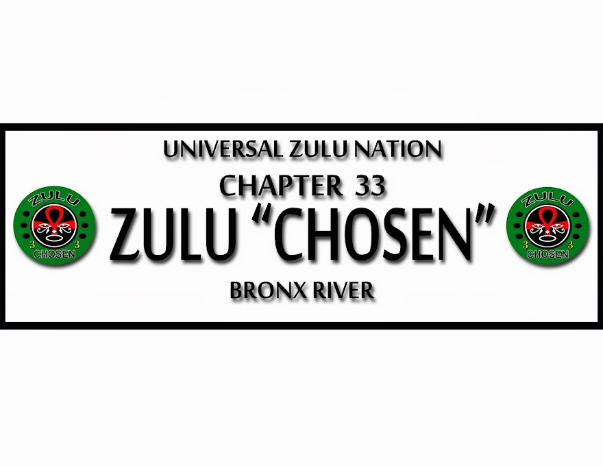Universal Zulu Nation - Chosen -33