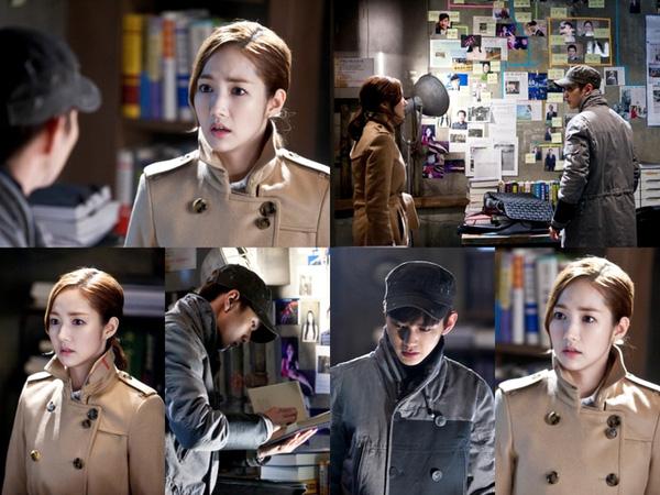 """Park Min Young phát hiện ra """"căn phòng bí mật"""" của Yoo Seung Ho"""