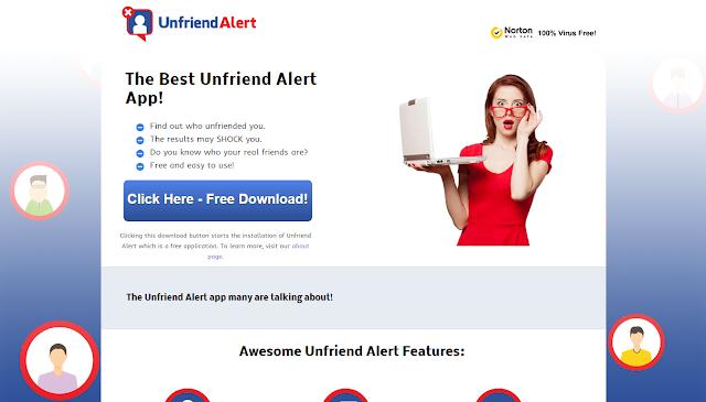 Unfriend Alert