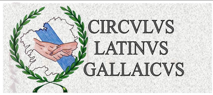 CIRCVLVS <br> LATINVS <br> GALLAICVS