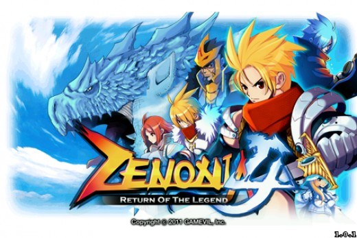 Free Zenonia S APK for Android Download