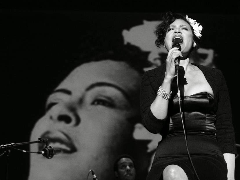 viktor lazlo photo my name is billie holiday 2014