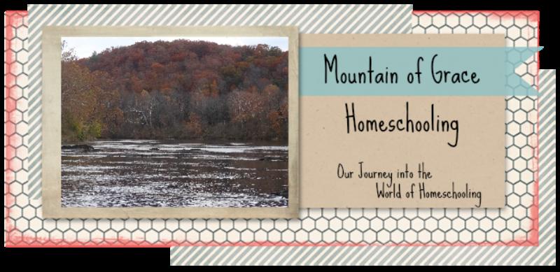 Mountain of Grace Homeschooling