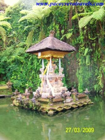GUNUNG KAWI SEBATU en Bali