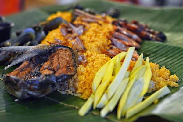Where to Eat in MOA - Seafood Island Restaurant