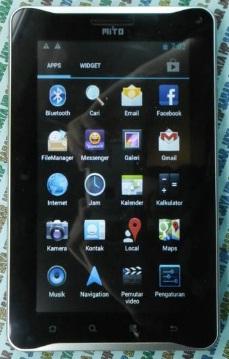 12 Tablet murah fitur lengkap | 3G, TV, Wifi, GPS, Kamera, HDMI, 1GHz