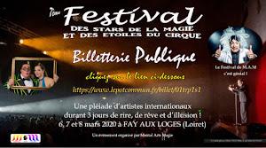 7ème Festival International des Stars de la Magie et des Étoiles du Cirque