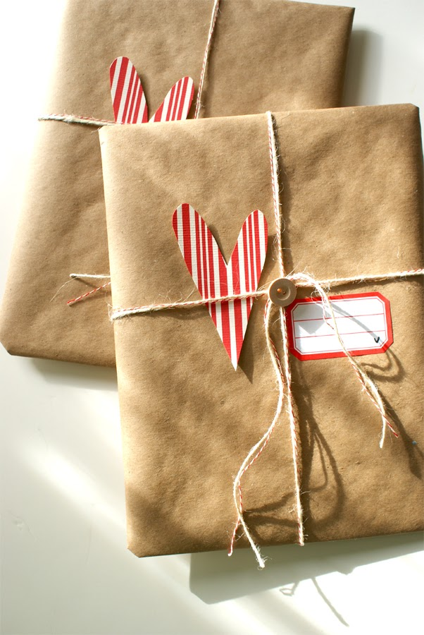 you can customize your wrapping style to whatever inspires you add