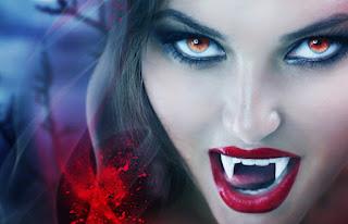 Heboh Ternyata Vampir Itu Nyata