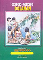 toko buku rahma: buku GENDING-GENDING DOLANAN, pengarang sri widodo, penerbit cendrawasih