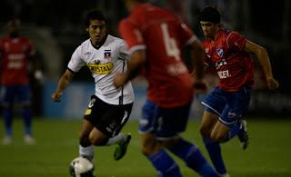 Colo Colo vs Ñublense 17 de Marzo 2013