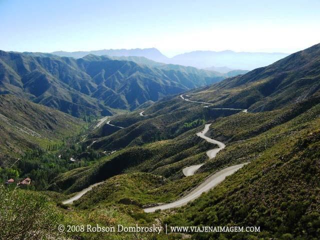 estrada Caracoles de Villavicencio