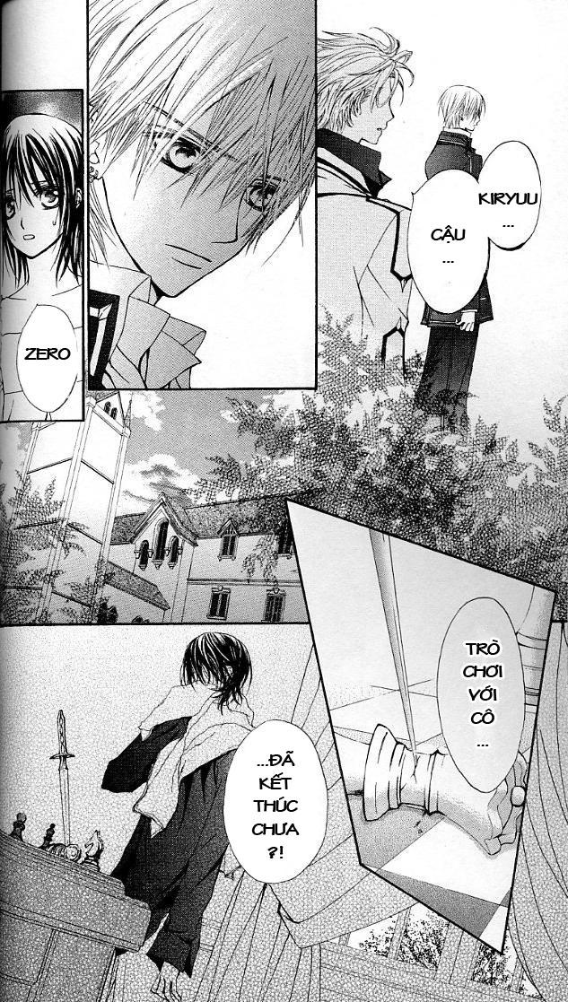 Vampire Knight Chapter 20 - Trang 47