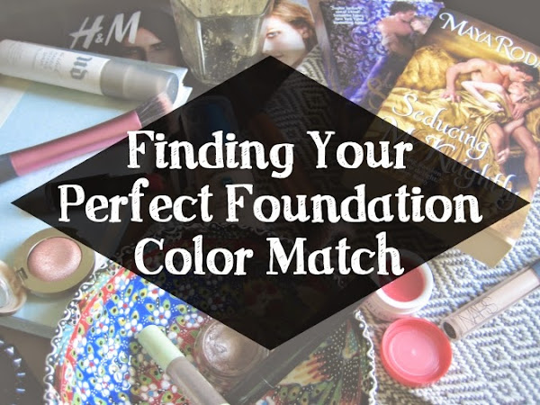 Finding Your Perfect Foundation Color Match