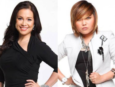 Lea Salonga and Charice collaborate on ASAP 18
