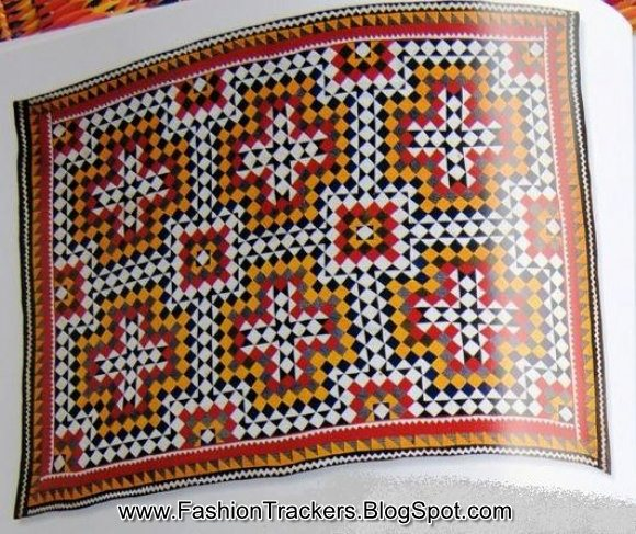 Sindhi Quilt Rilli Fashion Trackers