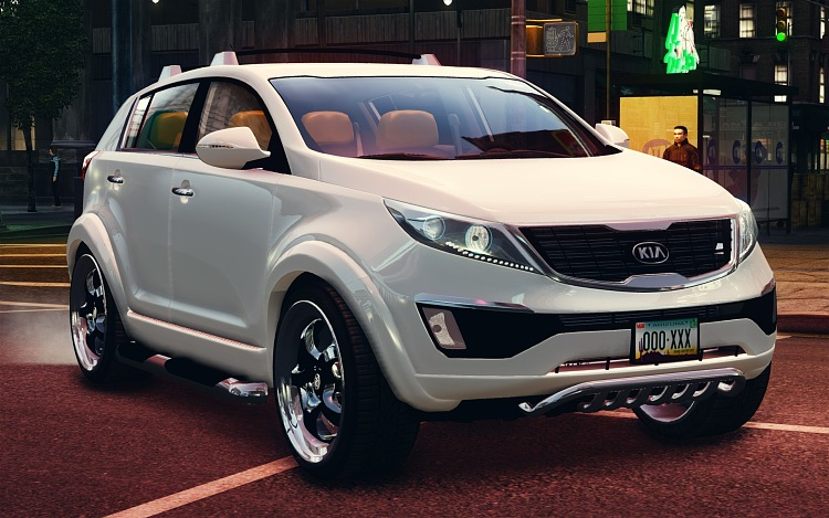 Nissan Juke Upgrades Kia Sportage Tunado