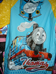 Rain Coat Thomas size L and xl