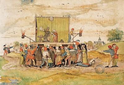 Resultado de imagen de imágenes libres de autor de el teatro en españa en el siglo XV