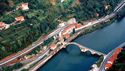 мосты италии