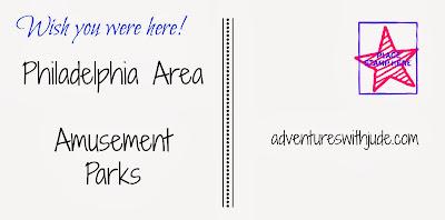 Amusement Parks in the Philadelphia area