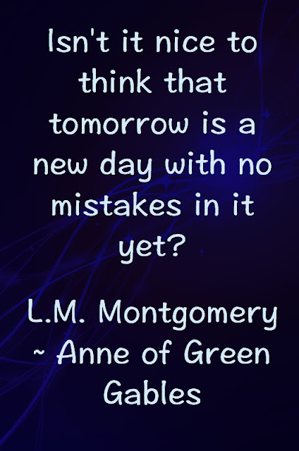 L.M. Montgomery quotes