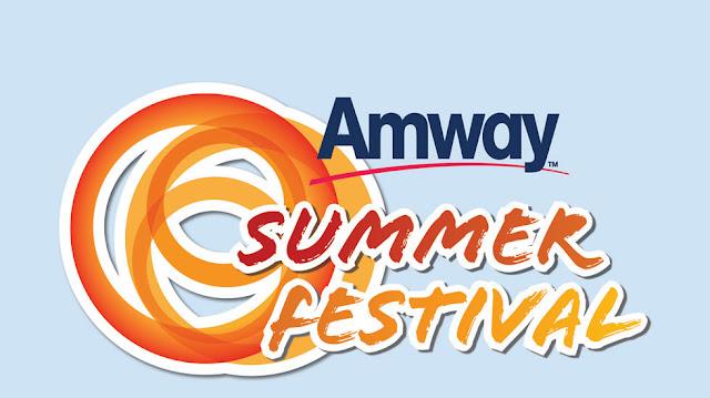1ª edição do AMWAY Summer Festival no Porto