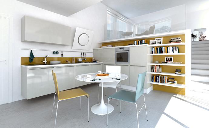 35 ideias de cozinhas modernas design innova for Cocinas italianas 2017