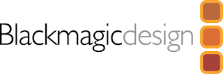 Logo blakcmagic design