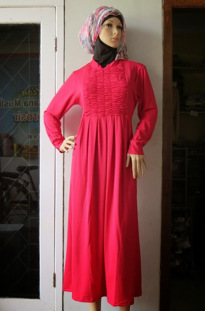 Gamis Jersey Modis GKM4633