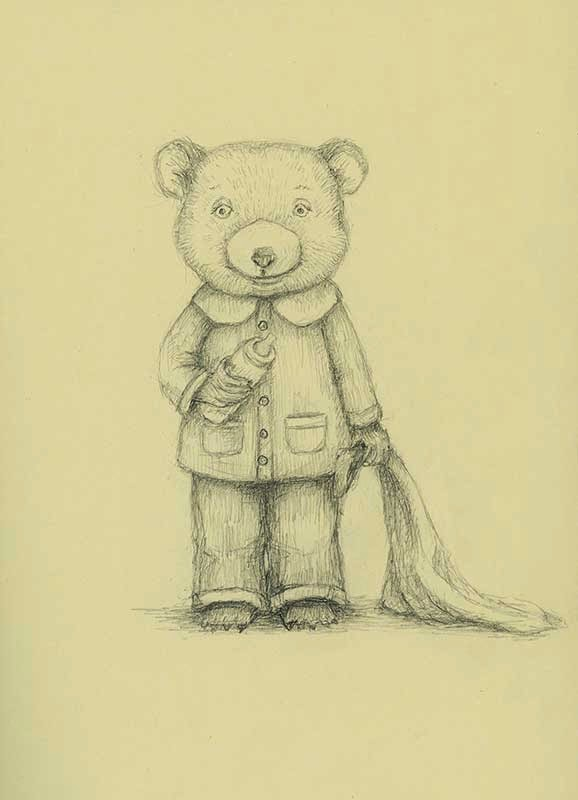 little bear - yara dutra