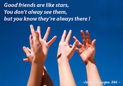 Friendship - Tinhban - nhan duyen cua chung ta