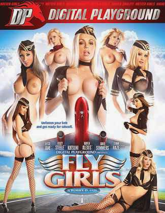 Digital Playground – Fly Girls  2014 HD UNCEN