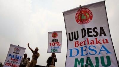 "Pemberdayaan Masyarakat ""UU desa No. 6 tahun 2014"""