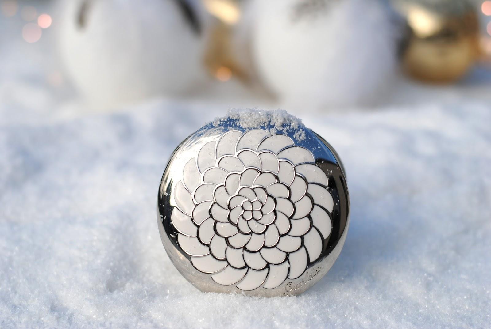 guerlain neiges merveilles review meteorites voyage enchante
