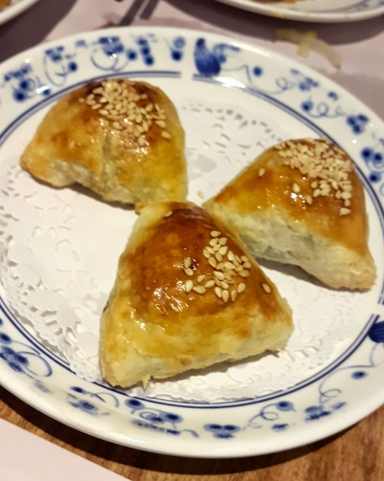 Canton Deli Baked Roasted Pork Pastries