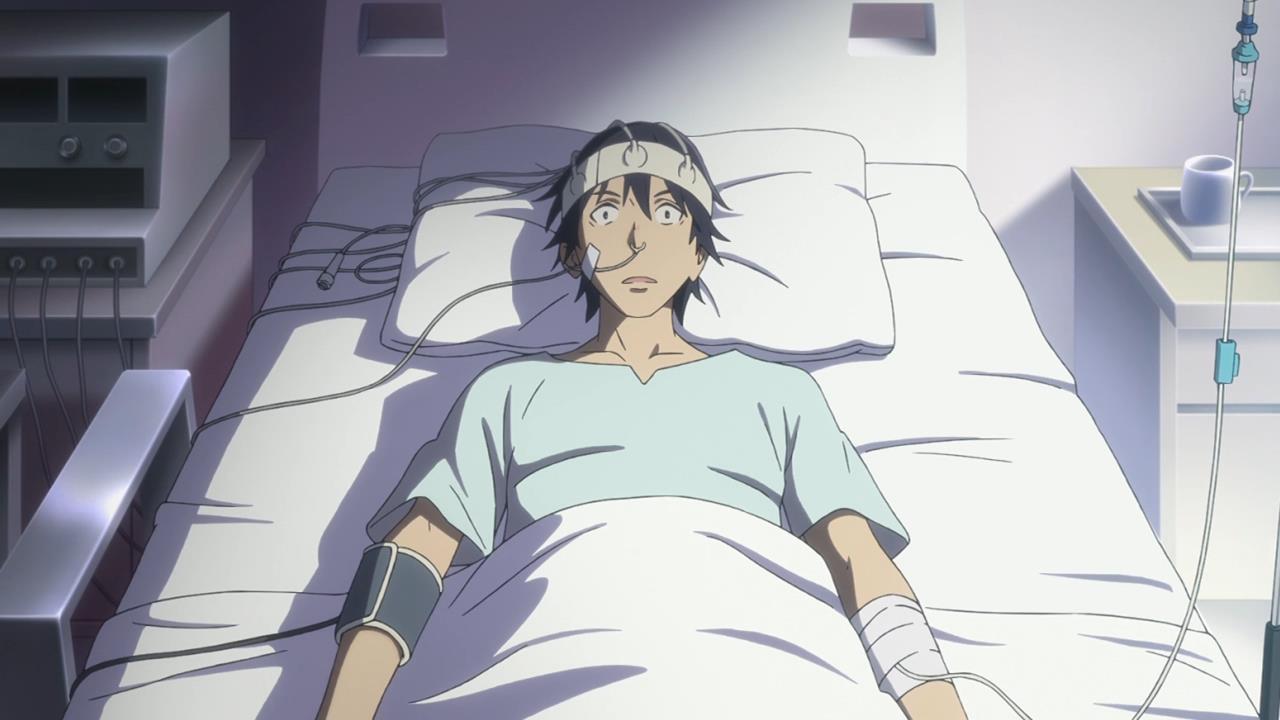 Boku Dake Ga Inai Machi Um Anime Bastante M 243 Rbido