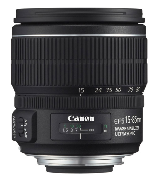 canon 15-85 f/3.5-5.6 is usm