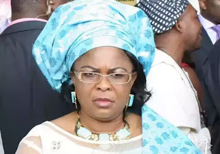 'EFCC Planning To Assassinate Me'- Patience Jonathan Cries